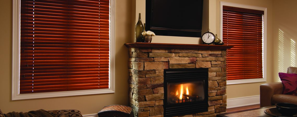 Wood Blinds Pearl Blinds